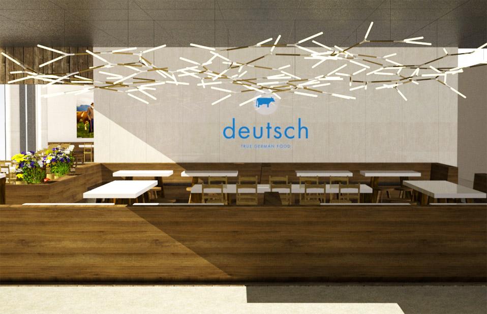 """Kronleuchter · airport restaurant """"deutsch"""" » peter schneyder ..."""